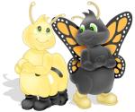 caterpillar-butterfly